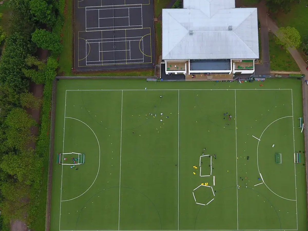 Sport Pitches and Leisure Centre