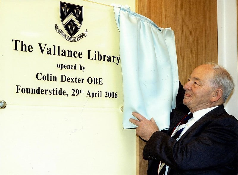 Opening of Vallance Library