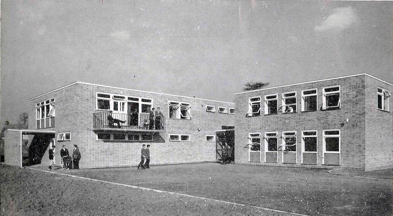 Opening of Wilberforce House 1961