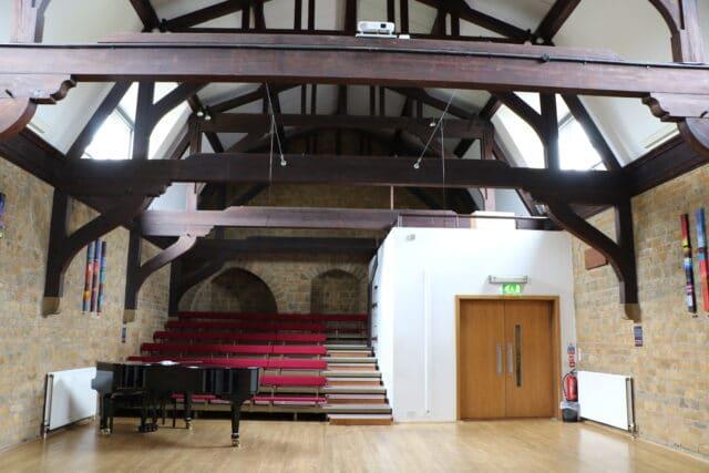 Bloxham Recital Room
