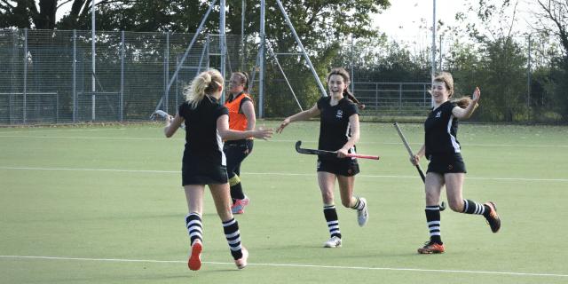 U15 Oxfordshire County Hockey Tournament Triumph