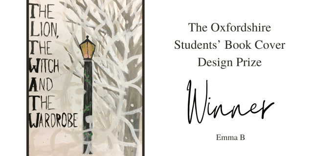 Winner of the Blackwell's Book Design Competition